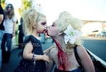 Zombies / by Heather Rigney- Artist & Writer
