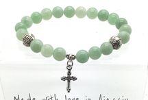 Bracelets perles hommes / Spécialité perles