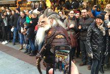 События в Мюнхене / События в Мюнхене - карнавалы, шествия, фестивали