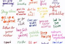 Inspirational this and that / by Rachel Brown