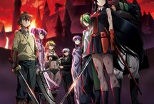 Akame ga kill ( Red eyes Sword )