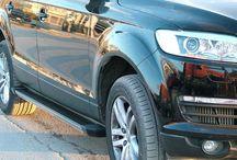 Trittbretter für SUVs / Trittbretter für Geländewagen, SUV, 4x4 und Offroder von TrittbretterShop.de