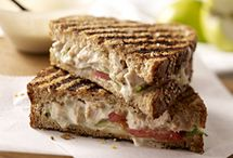 Panini's and Sandwiches