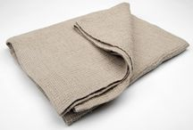 Linen in your bathroom / Light, natural and gentle to the skin, bath and sauna linen items: towels, bathrobes and accessories. Made from specially washed 100% linen or linen / cotton fabric, ensuring extra softness, absorbency  and shrink-resistance.