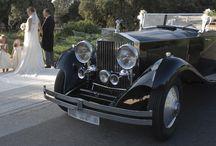 Bodas / Fotos de las bodas en las que han participado nuestros coches