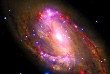 宇宙・星 Universe & Starry sky