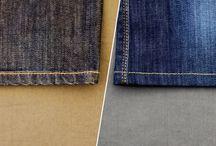 FIXMYJEANS.DE #005 / Diese Jeans wurde gekürzt ohne den Originalsaum zu erhalten, d.h. es wurde ein neuer Saum durch Umschlagen und Vernähen hergestellt.