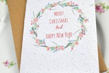 Christmas inspiration / A whole host of fab Christmassy finds for weddings and real life!