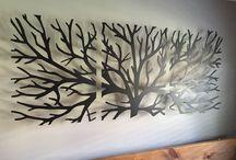διακόσμηση τοιχου