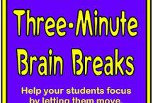 Brain brakes