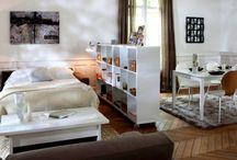Aménagement pour petit appartement :)