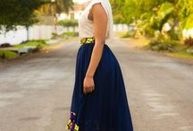 Afrika-ruhák