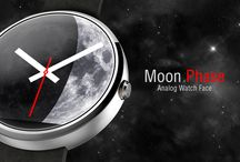 Moon Phase Watch Face / We would like to present you the first #bestwatchface - Moon Phase Watch Face!