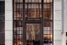 Hotel Entrances