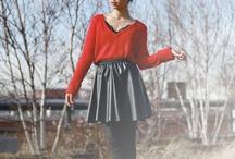 Fashionspiration / by Shannarh Teng