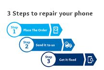 MobileRepairs4U will Return Your #Phone to you using #Royal_Mail_Tracked Service at No Extra Cost !