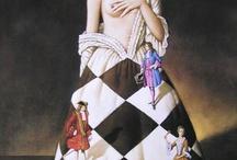 Rafal Olbinski peintures