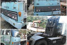 旧型トラック