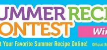 Summer Recipe Contest -- 2015 / In keeping with tradition, we'll be holding a Summer Recipe Contest, and beginning, June 1, entrants can submit recipes -- that include our lemon and/or lime juice -- in each of the following categories:  Breakfast & Brunch, Entrees, Salads & Side Dishes, and Desserts.  We'll share info. about the contest as well as recipes to inspire you!
