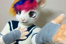 Furry/Fursuit