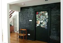 nest | chalkboards and teepees