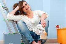 Pinta tus espacios con estos consejos básicos / Pinturas Montana te ofrece trucos y tips para decorar cualquier espacio de tu hogar.