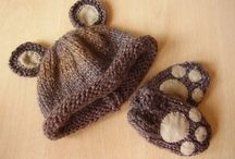 Baby - knitting and crochet.