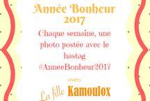 #AnnéeBonheur2017