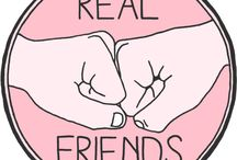 WAHRE FREUNDE; Really Friends