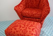 DIY Chair covering