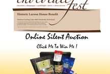 Silent Online Auction / Vibrations Tackle is known to be involved with online silent auctions from time to time.  Be sure to check back every now and then! http://www.vibrationstackle.com  / by Vibrations Tackle
