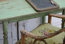 Vintage Decorating / Decorating inspired by vintage, antiques and shabby chic!  / by Lauren Brollier