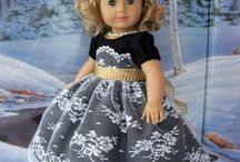 Doll Clothes 3 / Different styles of outfits for dolls / by Debbie Lee