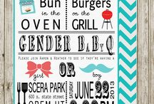 Gender Reveal / by Ashley Ginapp