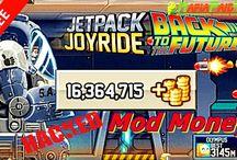 Jetpack Joyride Apk + Mod (a lot of money) for Android