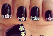 Nailed it! / Creative nail designs! / by Danielle Leonard