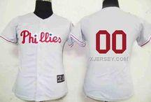 MLB Cutsom Women Jerseys