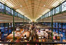 Markets & Food Halls