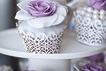 Cupcakes from Cloud 9 Weddings