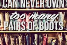 Boots &Boots & Boots