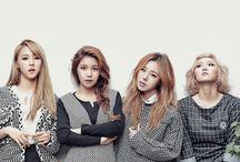 Mamamoo | 마마무 / Solar 솔라 , Hwasa 화사 , Moonbyul 문병 & WheeIn 휘인