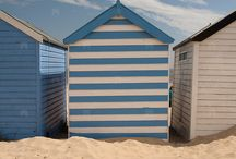 B E A C H    H U T    P R O J E C T / A2 level graphics - project of researching, designing and modelling a beach hut for Sea Palling beach