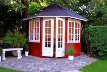 Garten | Hütte