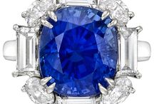 Sapphire, Blue / Blue Sapphire Rings & Jewelry