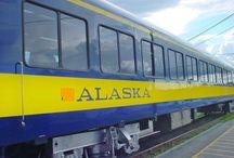 Travel Alaska / #travel #inspiration all over #Alaska #citytrips #roadtrips #sightseeing #nationalparks and more