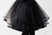 Tule Skirt