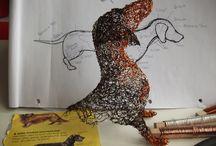 Art & Sculpture / Objects we love!