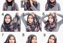 hijab cara