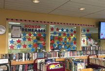 Adult- Library Displays / See what displays staff have created