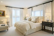 Master Bedroom / by Carol Ball